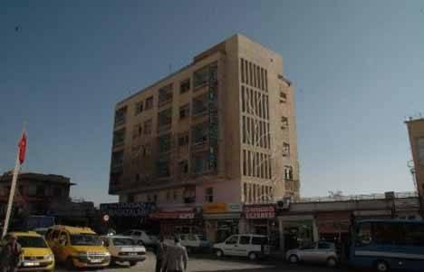 Mardin'in silüetini bozan 50 yıllık otel yıkıldı!