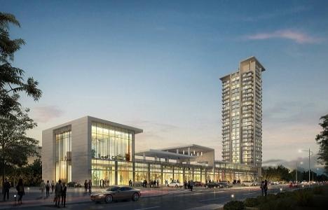 Ankara Kule Evo'da ticari alanlar açılıyor!