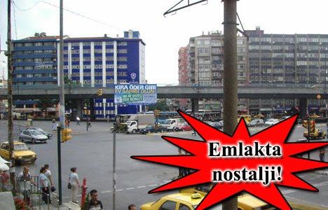 Mecidiyeköy'de 300 milyon