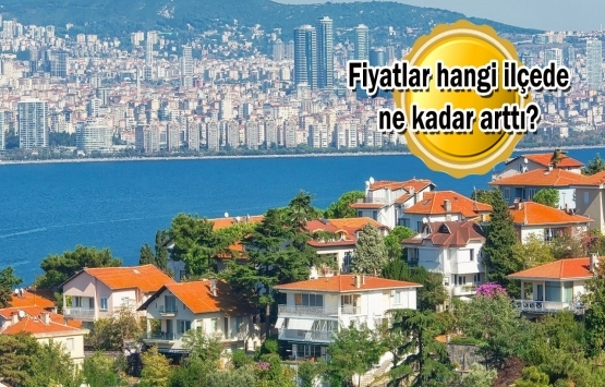 İstanbul'da konut fiyatlarına koronavirüs etkisi!