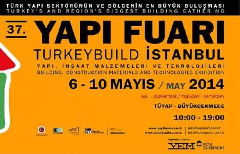 Turkeybuild İstanbul 2014'ü