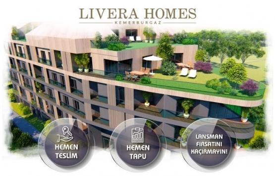 Livera Homes Kemerburgaz'da