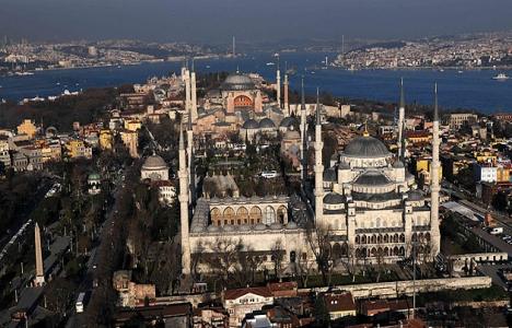 Fatih'teki tarihi binalar