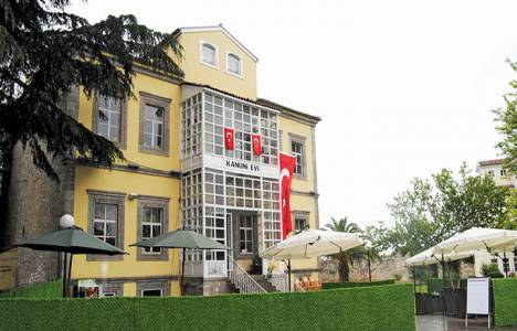 Trabzon'daki Kanuni Evi'nin müze olarak kullanılması planlanıyor!
