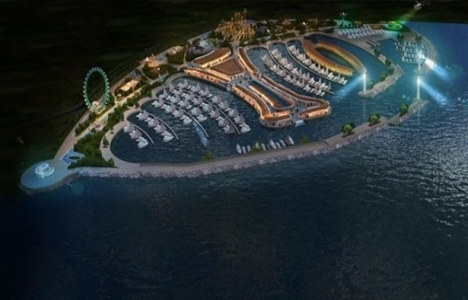 Tuzla, marina projesi ile yatırımcıların gözdesi oldu!