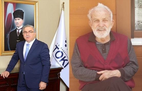 TOKİ Başkanı Ergün Turan'ın babası Enver Turan vefat etti!