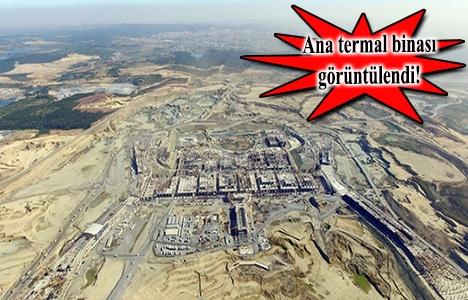 3. Havalimanı'nda inşaat darbe almadan hızlandı!