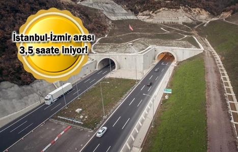 Gebze-Orhangazi-İzmir Otoyolu'nun yüzde 88'i tamam!