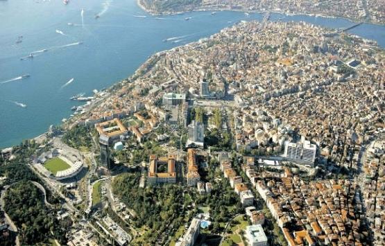 Beyoğlu'nda 31.6 milyon TL'ye inşaat karşılığı kiralama ihalesi!