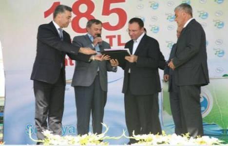 Yozgat'ta 22 sulama tesisinin açılışı gerçekleşti!