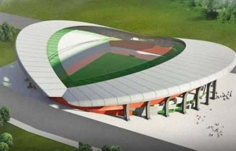 Karşıyaka Stadı'nın tanıtımı yapıldı!
