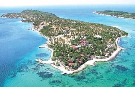 Ege turizmine Yunan