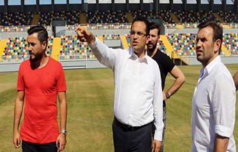 İzmir Bornova Stadı