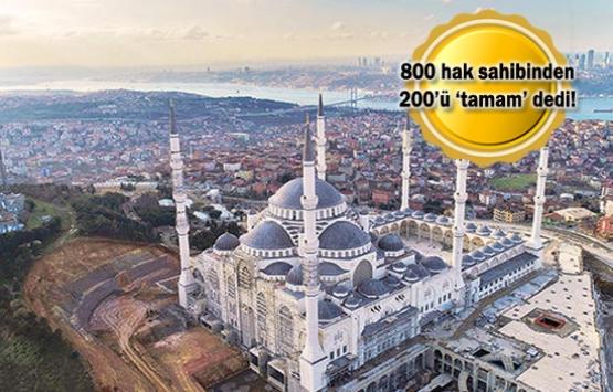 Çamlıca'daki dönüşümde dümene Bakanlık geçti!