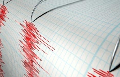 İzmir'de 3.9 büyüklüğünde deprem!