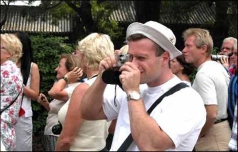 Yabancı turist sayısı 8 ayda yüzde 10 arttı!