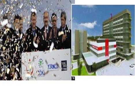 TOKİ Çanakkale'de 400 yataklı hastane temelini attı!