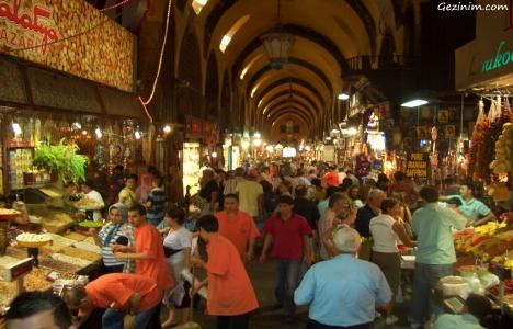 Mısır Çarşısı'nın restorasyonu 2016'da tamamlanacak!