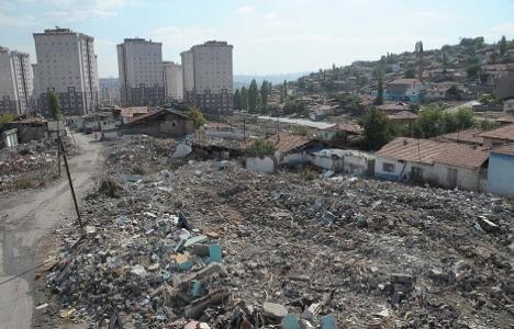 Altındağ'da gecekondu yıkımı için belediyeye verilen yetki geri alındı!