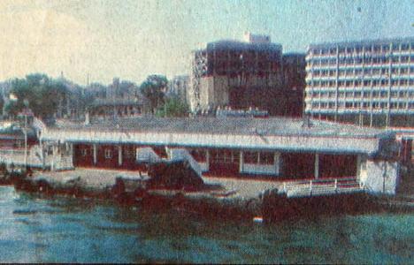 1991 yılında Eminönü'ndeki