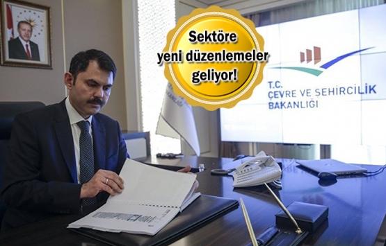Murat Kurum: Önüne gelen inşaat yapamayacak!