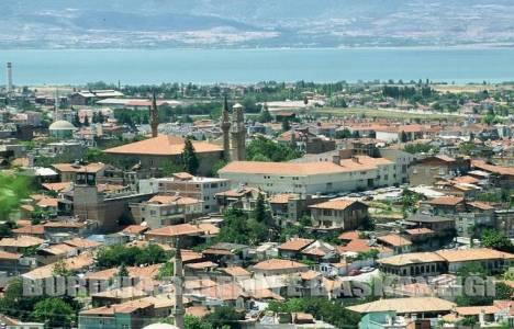 Burdur'da riskli alana 2 bin 400 daire inşa edilecek!