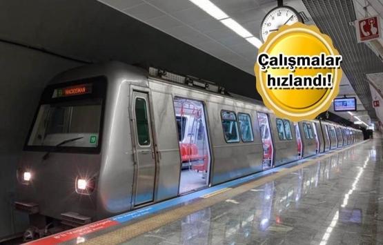 Dudullu- Bostancı Metro Hattı inşaatında sevindiren gelişme!