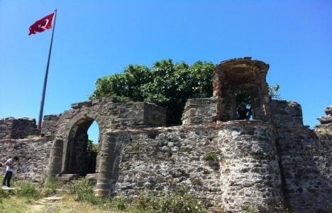 Riva Kalesi restore