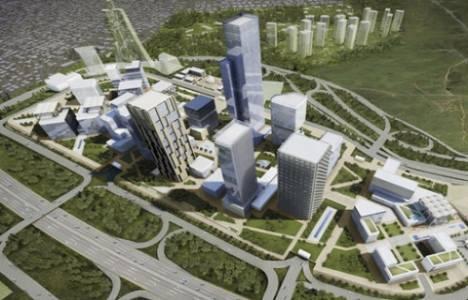 Finans merkeziyle Ataşehir