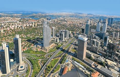 İstanbul'daki A sınıfı ofis stoğu 4 milyon metrekareye yaklaştı!