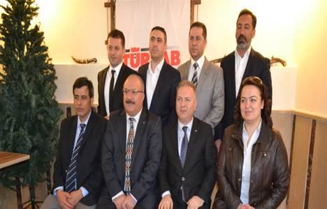 TÜRSAB Konya'nın yeni yönetimi belli oldu!