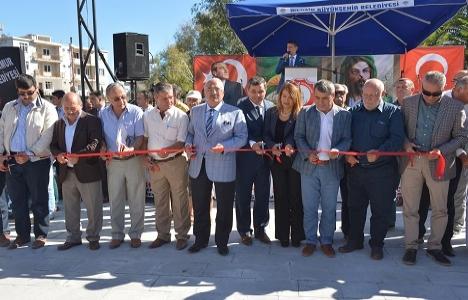 Mersin Kaşdişlen Kültür Merkezi açıldı!