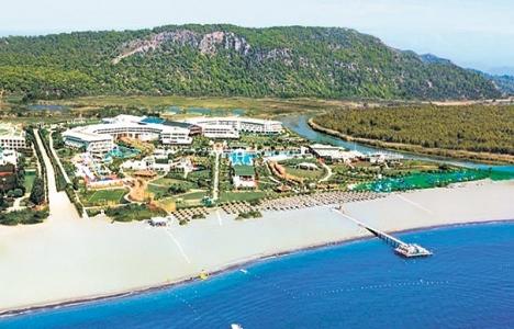 Hilton Dalaman'da 35 milyon TL'lik golf sahası kuruluyor!