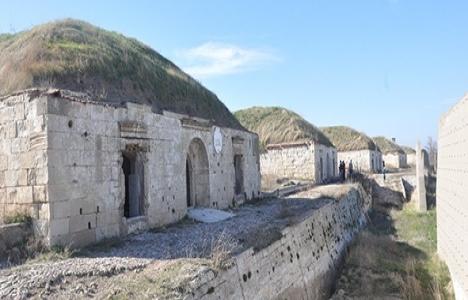 Hamidiye Tabyaları'nın restorasyonu