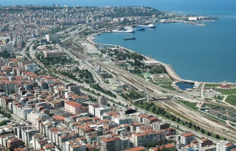 Samsun'da 7.9 milyon