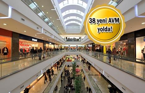 İstanbul AVM yatırımlarında