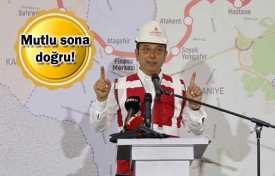 Kabataş-Mecidiyeköy-Mahmutbey Metro Hattı'nın tünel çalışmaları tamam!