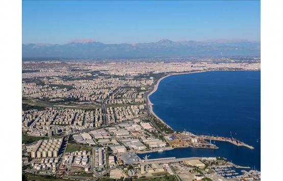 Antalya'da 190 milyon TL'ye satılık gayrimenkul!