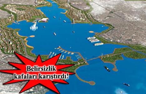 Kanal İstanbul güzergahından