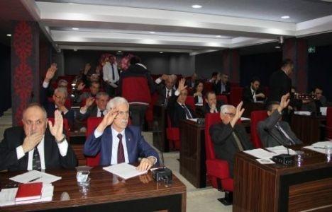 Isparta Belediye Meclisi'nde imar görüşüldü!