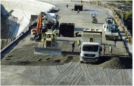 Manavgat Naras Barajı inşaatının yüzde 90'ı tamamlandı!