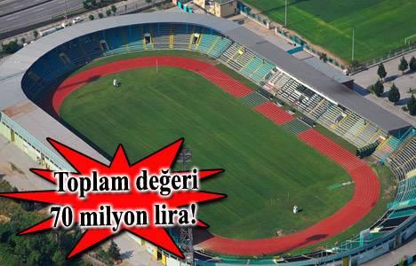 İsmetpaşa Stadı'nın satış