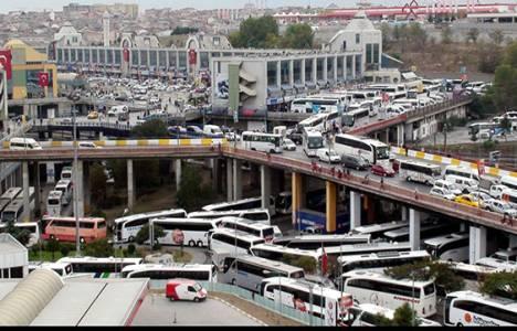İstanbul'a cep otogarları