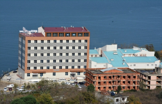 Görele Devlet Hastanesi'nin ek binası hizmete açıldı!