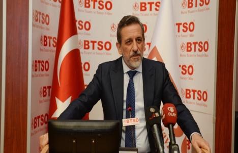 BTSO, Türkiye'ye yatırım