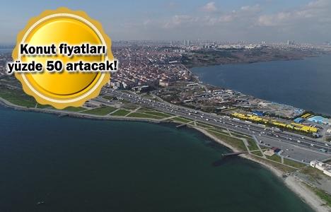Kanal İstanbul geçtiği
