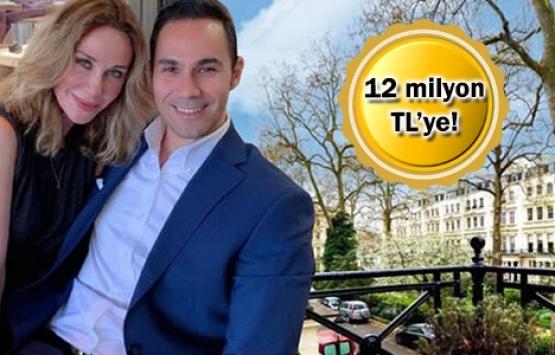 Demet Şener ve Cenk Küpeli Londra'da ev aldı!