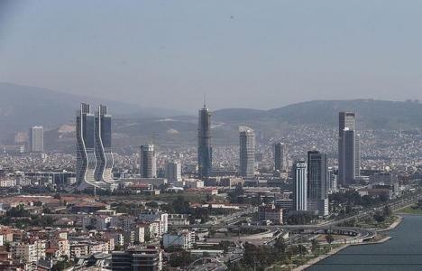 İzmir konut fiyatlarında İstanbul'u üçe katladı!