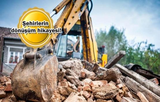 Türkiye'de kentsel yenileme seferberliği!