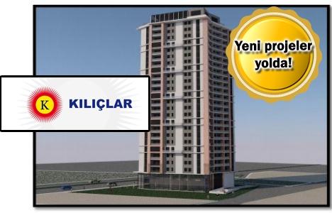 Kılıçlar'dan İzmir'e 1.215 konut geliyor!